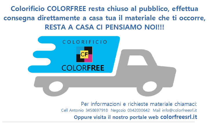 Colorificio COLORFREE
